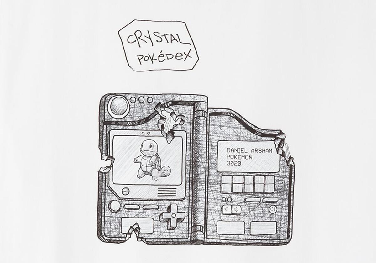 Il Viaggio Di Uniqlo E Daniel Arsham Nel Mondo Dei Pokemon