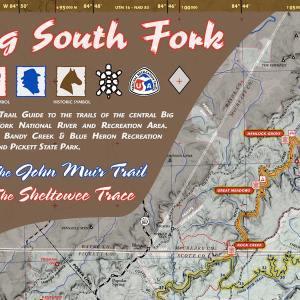 Big South Fork and John Muir Trail