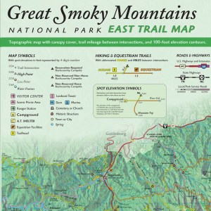 GPS Data Pack sample:  GeoPDF