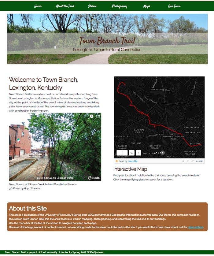Town Branch Trail