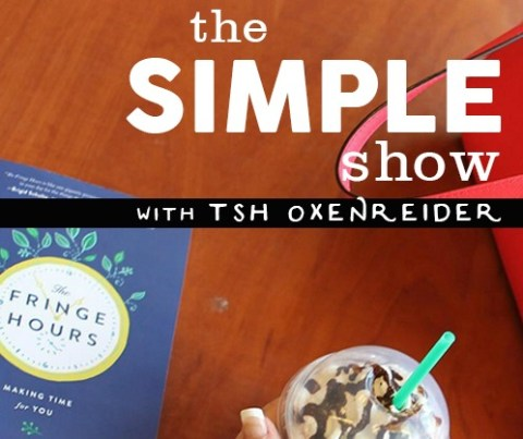 The Simple Show Podcast Episode #2: The Fringe Hours with Jessica Turner