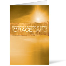 Grace Card Bulletin