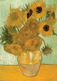 Sunflowers by Van Gogh | Outset Media Games