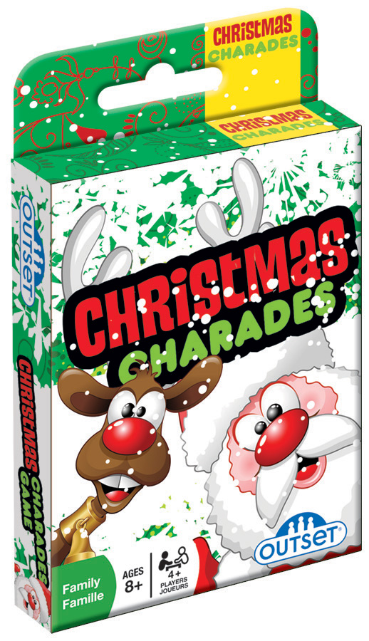 Christmas Charades Outset Media Games