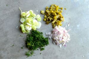Potato Salad Dressing Ingredients