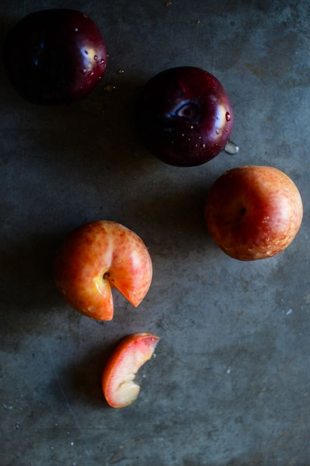 Four Plums