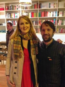 Daytona with Rene Redzepi