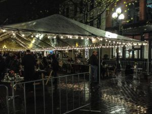 Occidental Square Tent