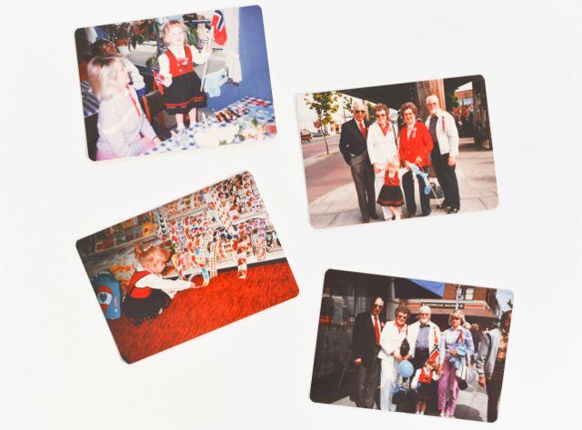 Syttende Mai 1980s Mementos