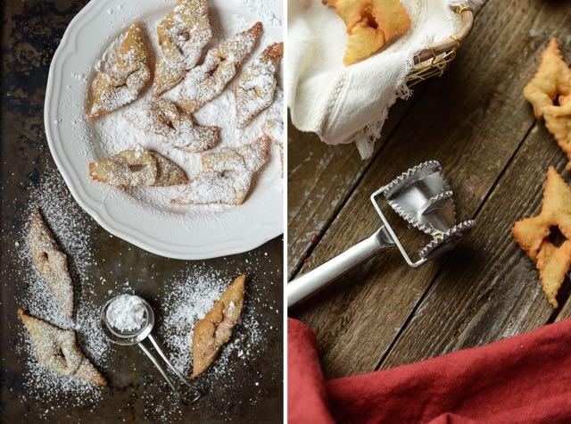 Cardamom-Scented Fattigmann Cookies: Traditional Norwegian Christmas Cookies. Recipe by Norwegian-American Food Writer Daytona Strong.