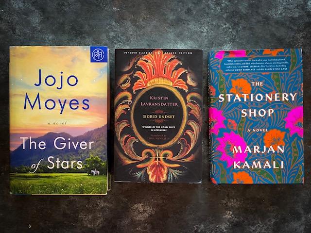 January 2020 Books