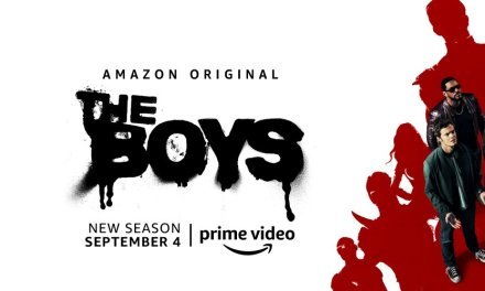 THE BOYS Returns September 4!