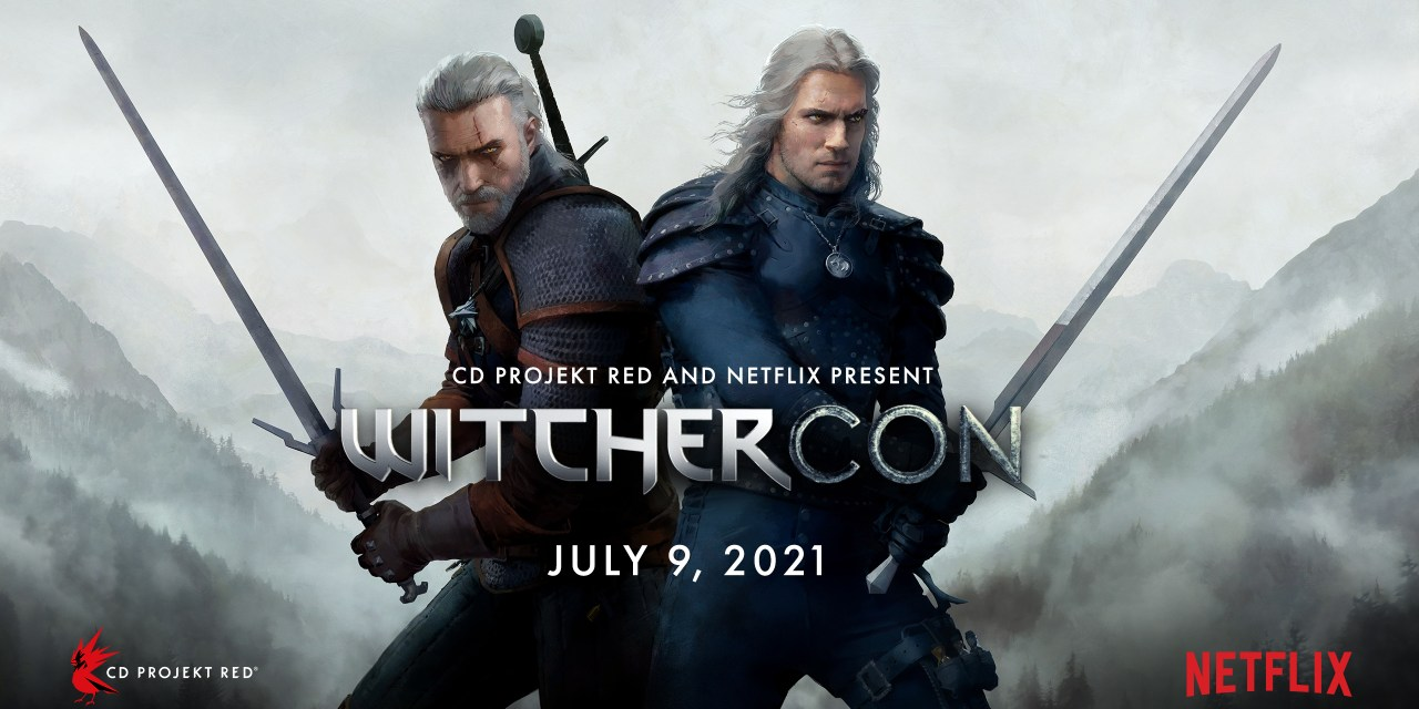 Online 'WitcherCon' Coming July 9 2021