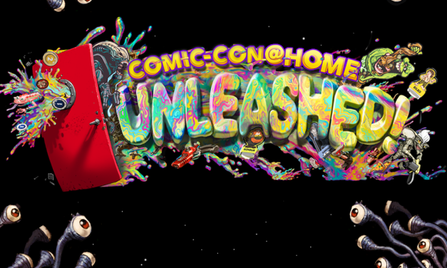 Weta Workshop Teases their Comic-Con@Home 2021 Plans