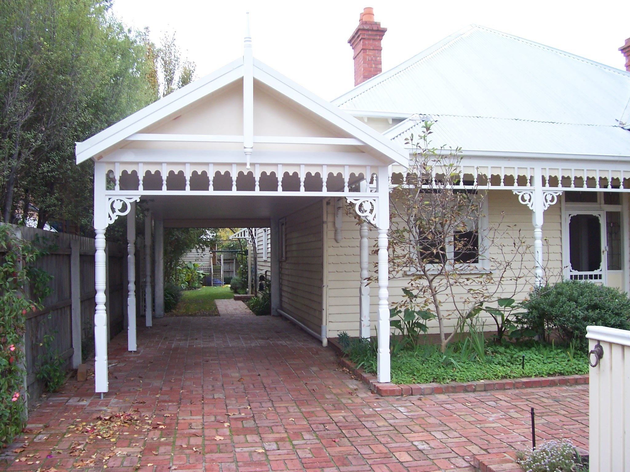 Adelaide carport is a great asset outside concepts for Gable roof carport