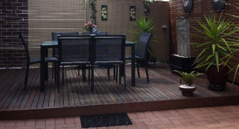 Quick Deck over paved area by Outside Concepts Dandenong