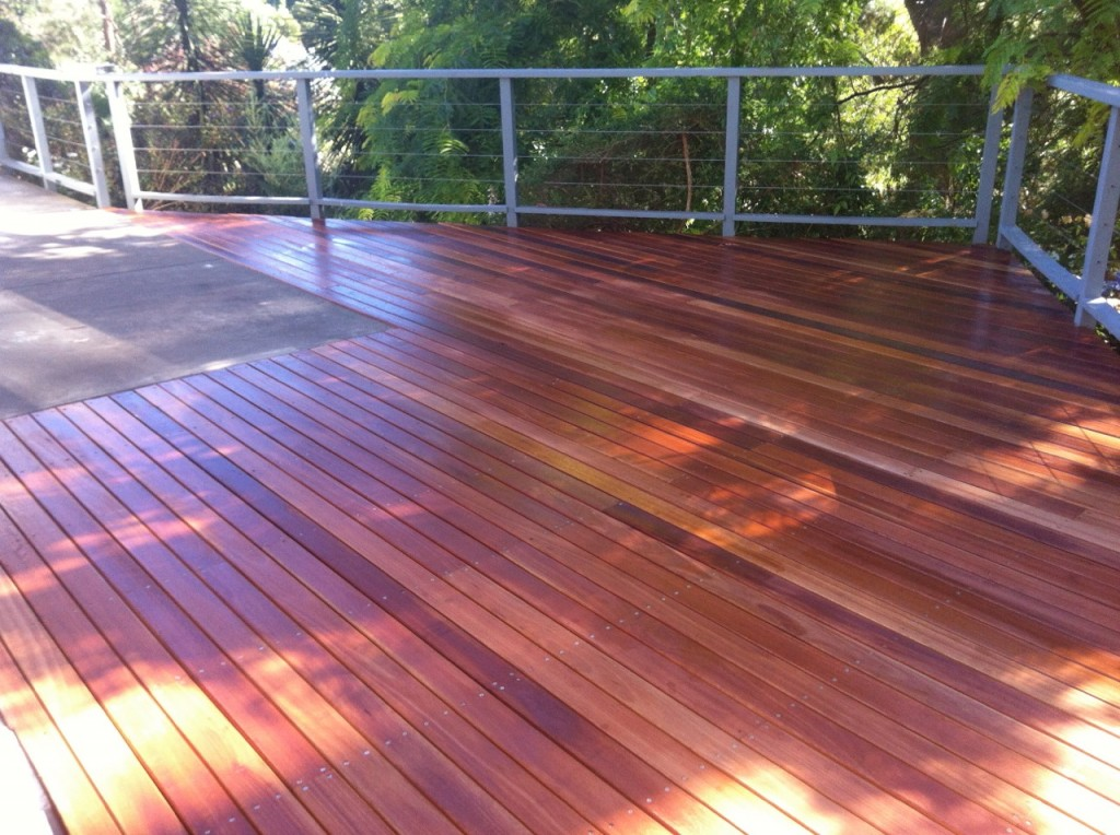 Old Deck Made New Outside Concepts