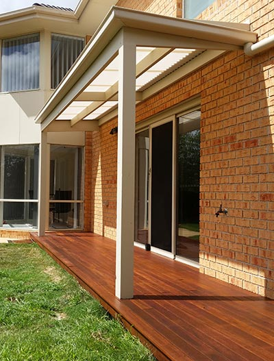 Should you add a roof to your Canberra patio?