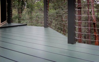 HardieDeck is the perfect choice for Canberra decking if you're looking for a low maintenance option