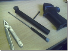 Looong screwdriver