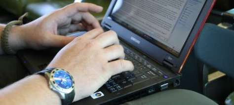 On my wrist as I write this article!