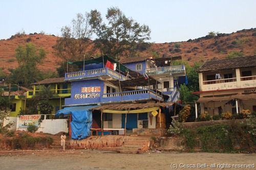 Our Hotel in Arambol