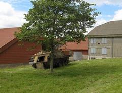 Disgarded Tank