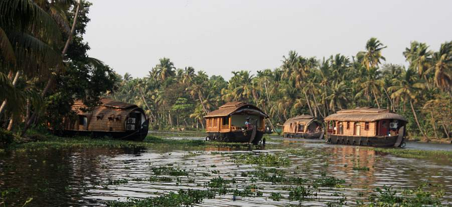 Kerala, the heat and the wonder of Southern India: part one