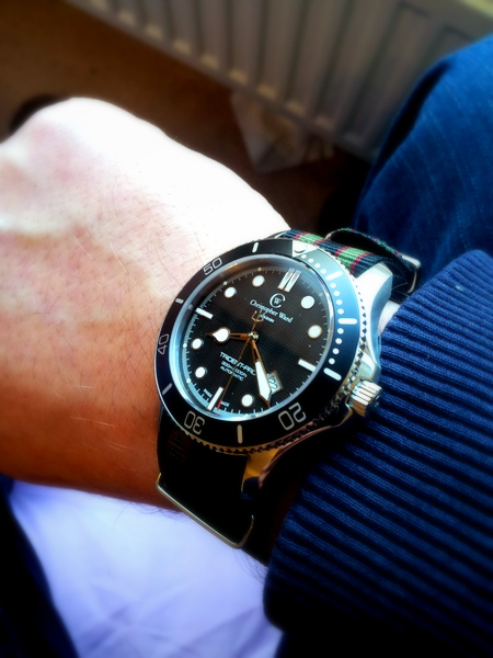Christopher Ward C60