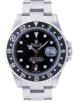 The current Rolex GMT Master