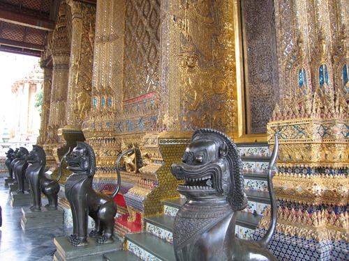 Golden Palaces