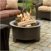 Chiminea Fire Pit Ethanol Fireplace