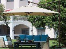 Rectangular Cantilever Umbrella - Outsidemodern