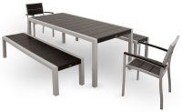 Polywood Dining Sets. Patio Dining Set Reviews - OutsideModern