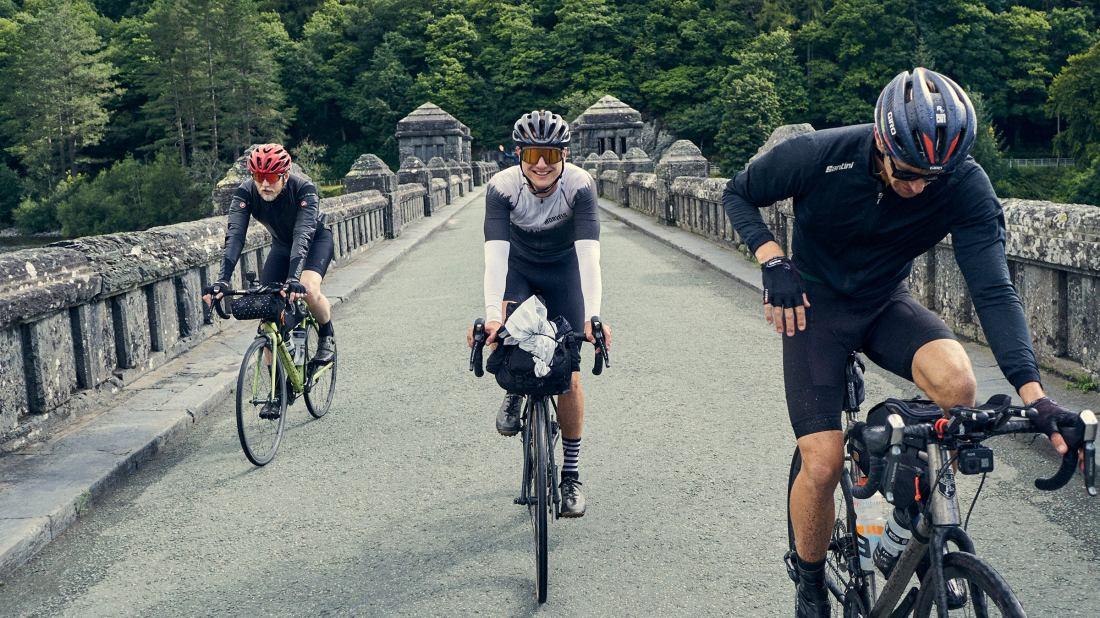 A 450-Mile Bike Tour Around Wales