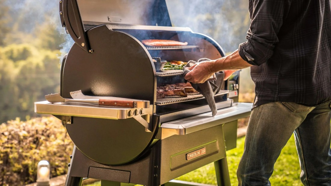 How Do You Clean a Pellet Grill?