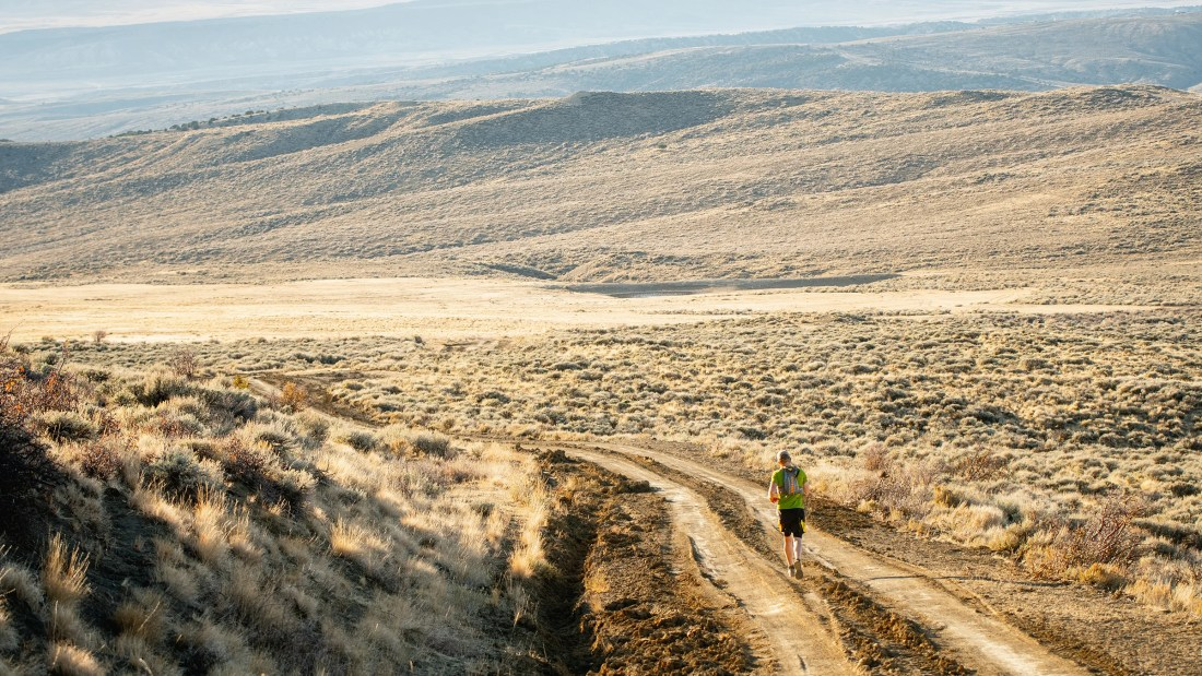 Ultrarunning Through Wyoming's Longest Migration Corridors