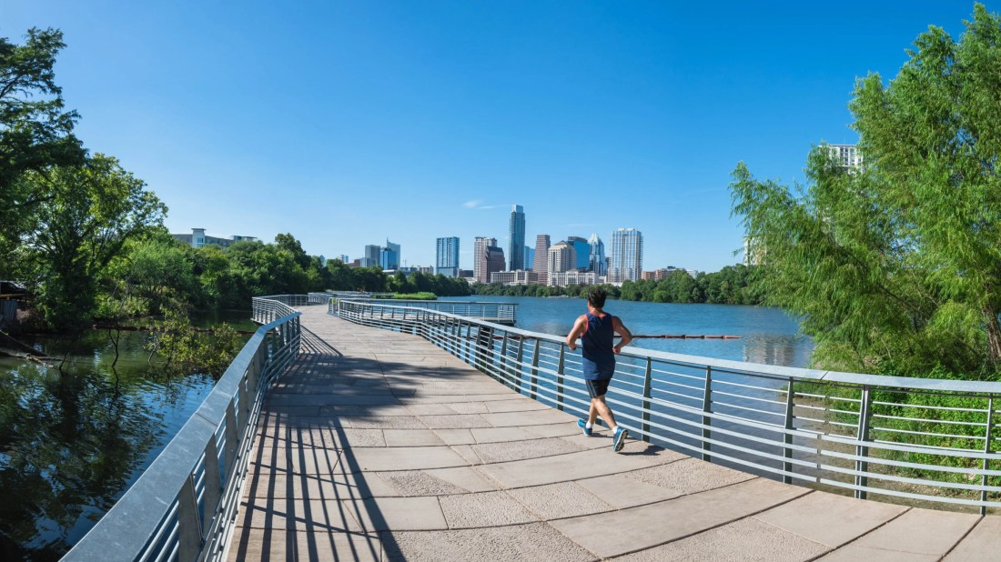 The Runner's Guide to Texas