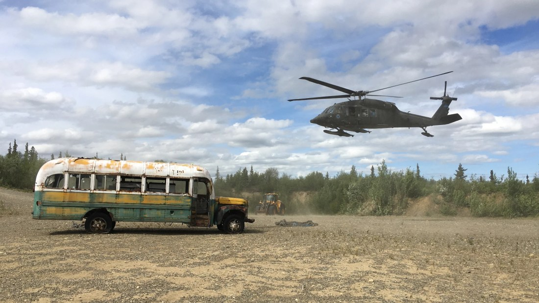 The 'Into the Wild' Bus Is Gone... for Now