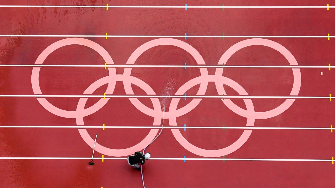 The Irresistible Aura of the Olympics