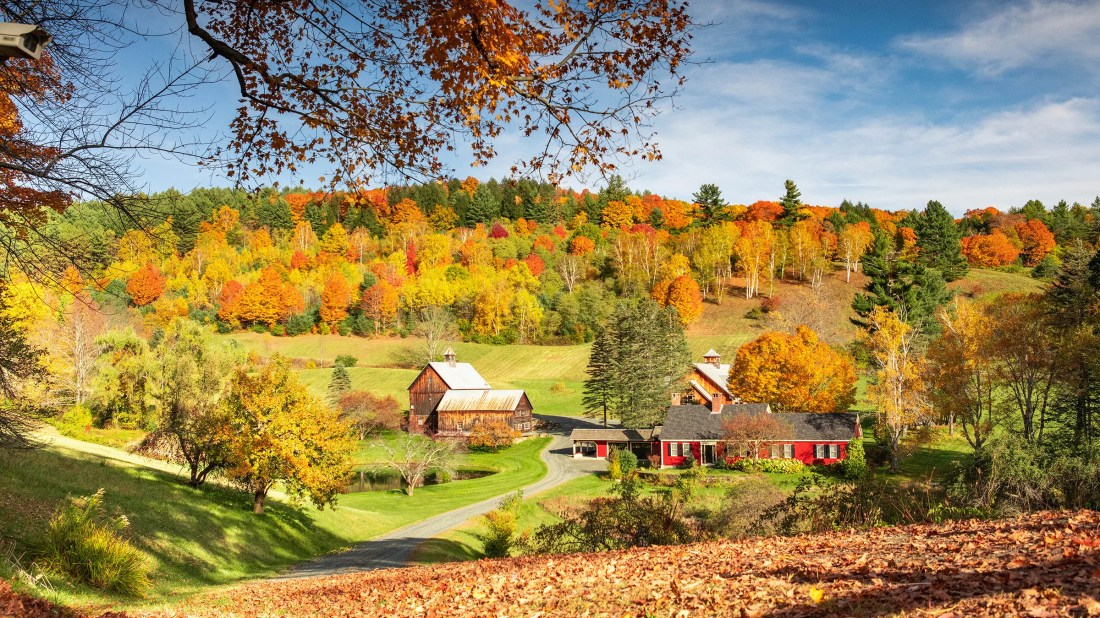 The 25 Best Fall Trips in the World