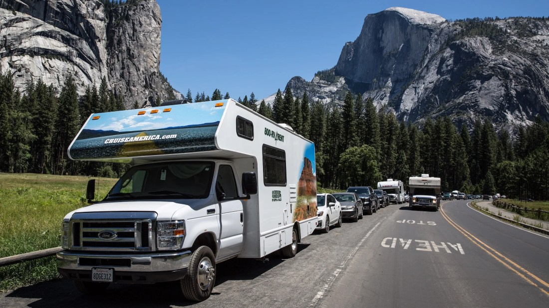 The National Parks Reservation System Is Off to a Bumpy Start