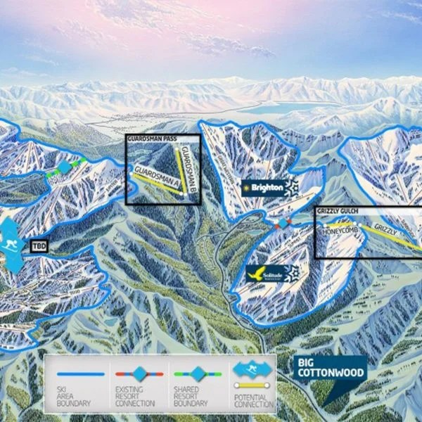 From mapcarta, the open map. First Map Of Proposed Utah Mega Resort Unveiled Outside Online
