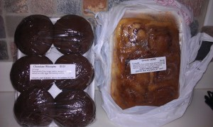 Whoopi Pies And Sticky Buns