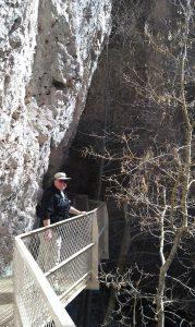 David On The Catwalk Trail