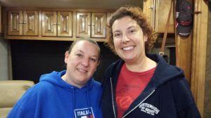 Our Friend Debbi And Brenda