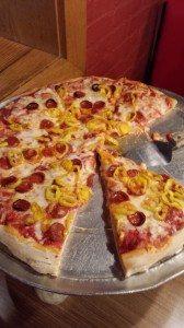 Pontillo's Pizza From The Original Location In Batavia, NY