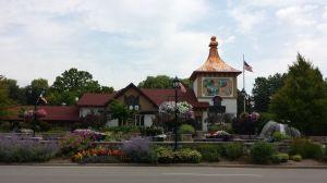 Visitor's Center In Frankenmuth, MI