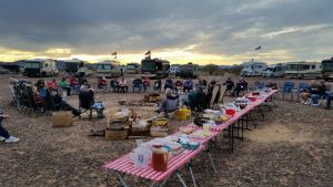 OOB Fest 2016 Pot Luck Dinner