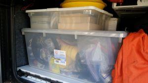 Storage In Basement